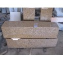 Blocks de granite & Bordures