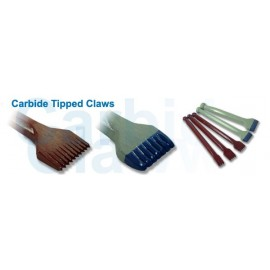 Carbide Tipped Claw Tools