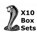 100mm Dia Wet Polishing Pads Box Sets
