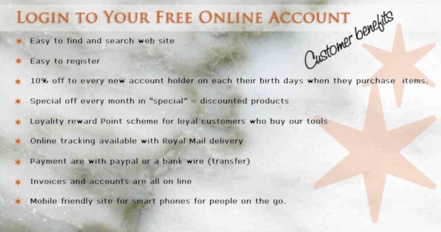 Login to Your Free Online Account